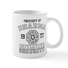 Dharma Initiative - Security Mug