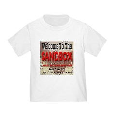 Welcome to the Sandbox AKA Af T
