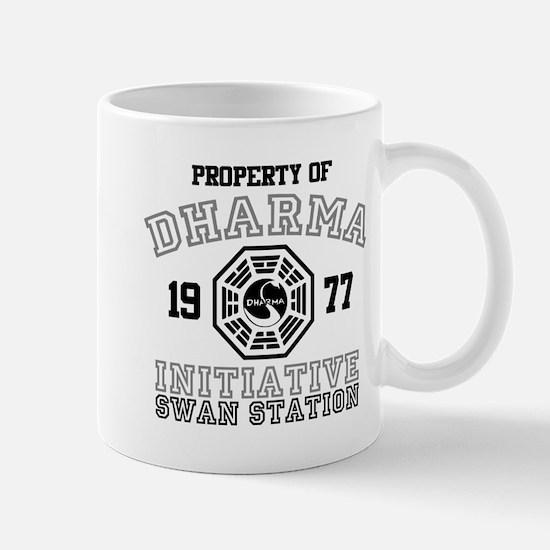 Property of Dharma - Swan Mug
