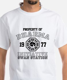 Property of Dharma Initiative - Swan Station Shirt