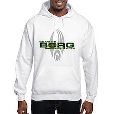 Borg - Resistance is Futile Hoodie