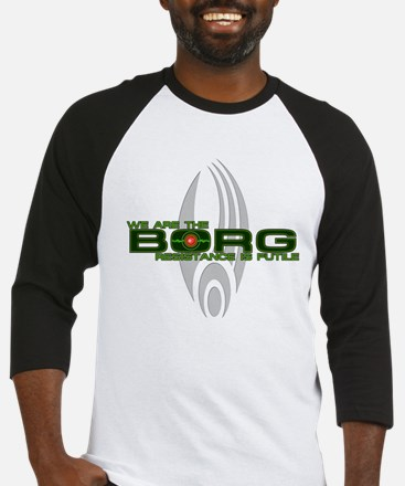 Borg - Resistance is Futile Baseball Jersey