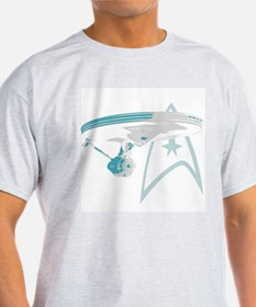 Star Trek Enterprise NCC-1701 T-Shirt