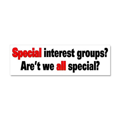 Special Interest Car Magnet 10 x 3