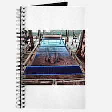 Cambodian Silk Loom Journal