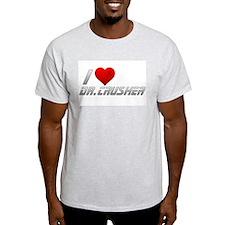 I Heart Dr. Crusher T-Shirt