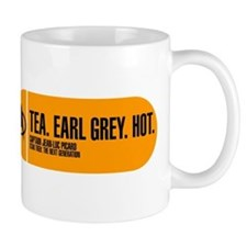 Tea. Earl Grey. Hot. Mug