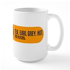 Tea. Earl Grey. Hot. Ceramic Mugs