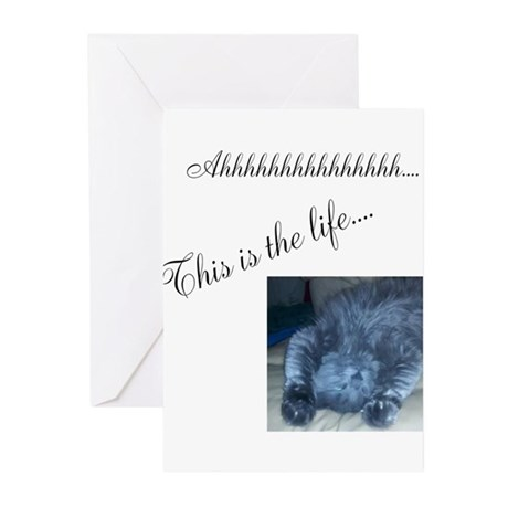 The Life Greeting Cards (Pk of 10)