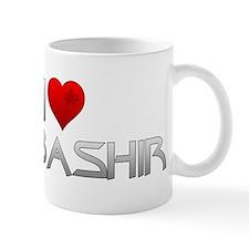 I Heart Bashir Mug
