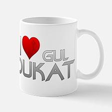 I Heart Gul Dukat Mug