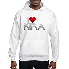 I Heart Kira Nerys Jumper Hoody