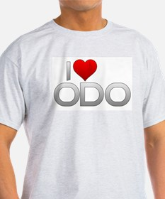 I Heart Odo T-Shirt