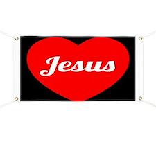 Jesus Loves Banner