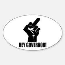 Hey Governor! Decal