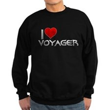 I Heart Voyager Dark Sweatshirt