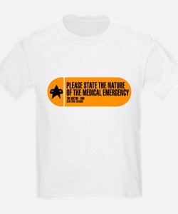 Nature of the Medical Emergency T-Shirt