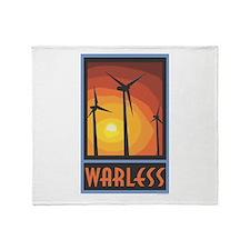 Warless Wind Power Throw Blanket