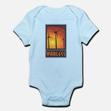 Warless Wind Power Infant Bodysuit