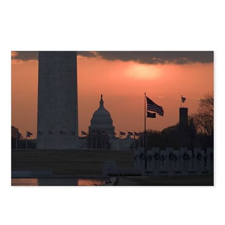 Capitol Sunrise Postcards (Package of 8)