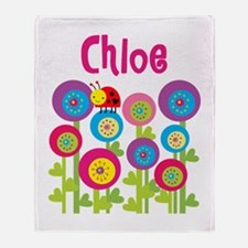 Chloe Throw Blanket