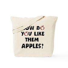 'Them Apples' Tote Bag