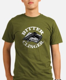 Bitter Clinger (Men's Dark Tee)
