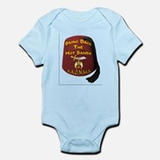 Bring Back The Hot Sands Infant Bodysuit