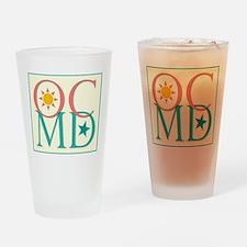 Ocean City, MD Drinking Glass