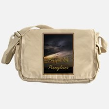 Presque Isle, Erie, PA Messenger Bag