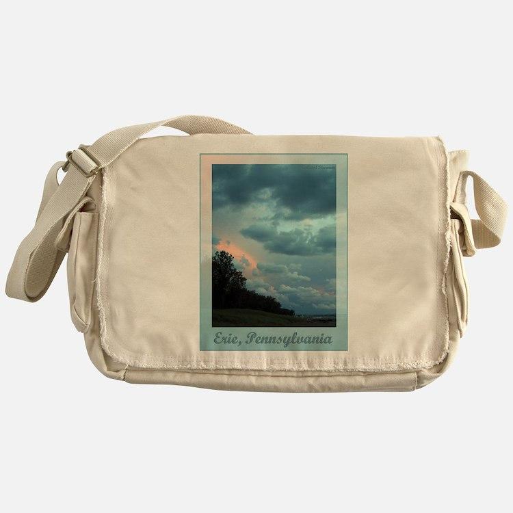 Erie, PA Messenger Bag