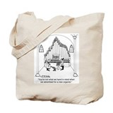 Church organ Bags & Totes