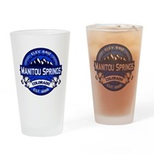 Manitou Springs Drinking Glass