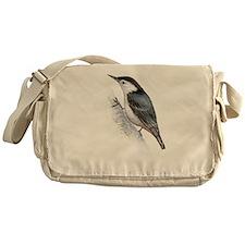 little nuthatch Messenger Bag