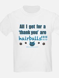 Hairballs T-Shirt