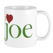 I Heart Joe Small Mug