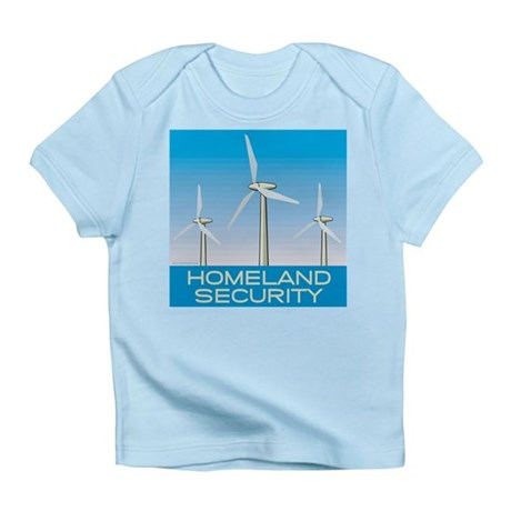 Wind Power America Infant T-Shirt