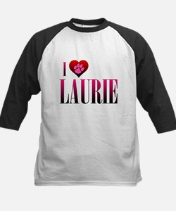 I Heart Laurie Tee