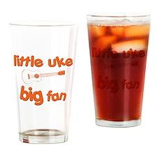 Ukulele Drinking Glass