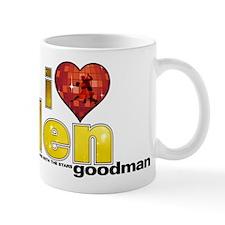 I Heart Len Goodman Mug