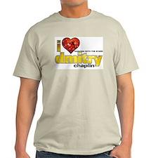 I Heart Dmitry Chaplin Light T-Shirt