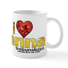 I Heart Anna Trebunskaya Mug