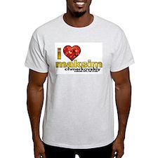 I Heart Maksim Chmerkovskiy T-Shirt