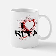 I Heart Rita Mug