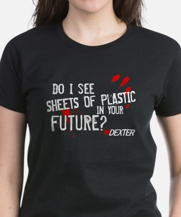 Bloody Sheets of Plastic Tee