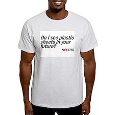 Plastic Sheets - Dexter T-Shirt