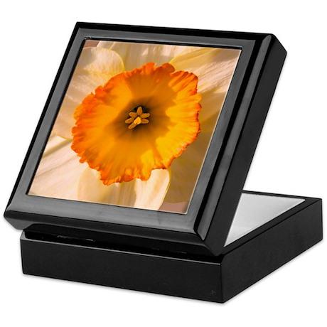 Daffodil Keepsake Box