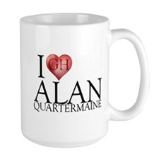 I Heart Alan Quartermaine Mug