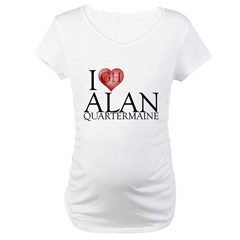 I Heart Alan Quartermaine Shirt