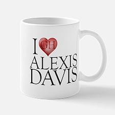 I Heart Alexis Davis Mug